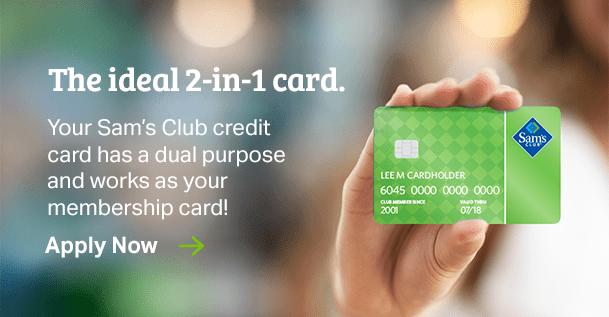 Sam's Club Mastercard primary concern