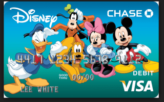 Disney Visa card conclusion
