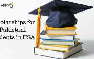 US and Canada-Pakistani Students Scholarships