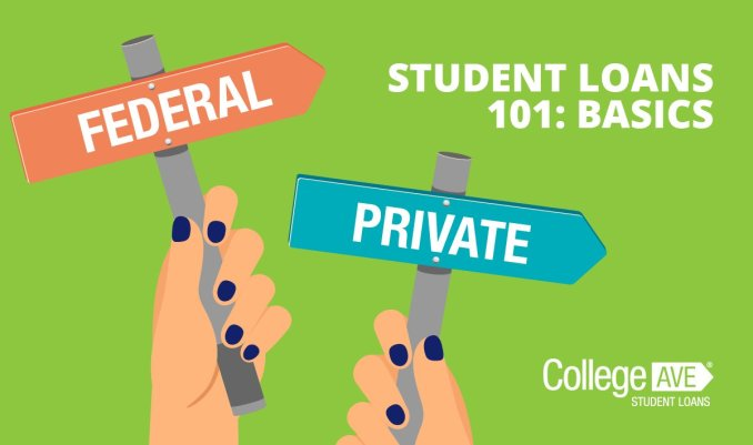 Federal Loans vs. Private Student Loan