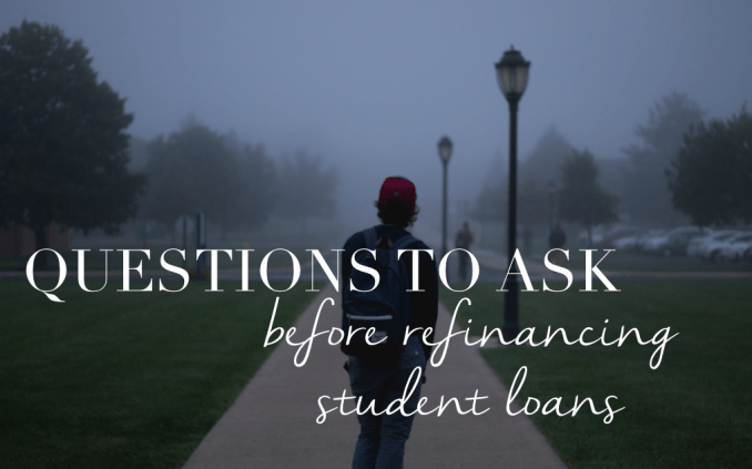 Important Questions to Ask when Getting Student Loan