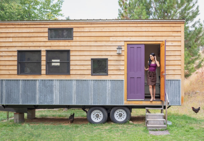 Tiny Home Mortgages