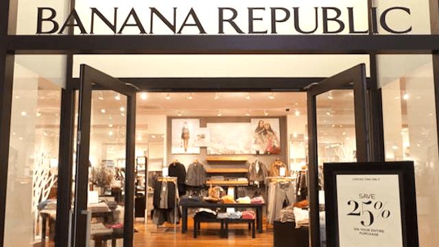 banana republic visa credit