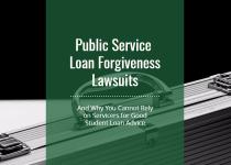Latest PSLF Lawsuit 2020 Updates