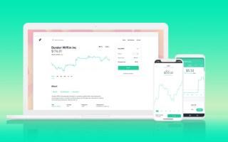 1. The Robinhood App: Invest. Save. Earn.