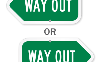 Your Way Out