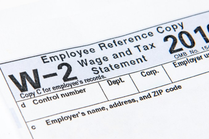Haven't Received Your W-2 Yet
