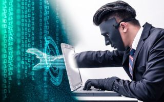 Internet poses a great threat to one's personal data