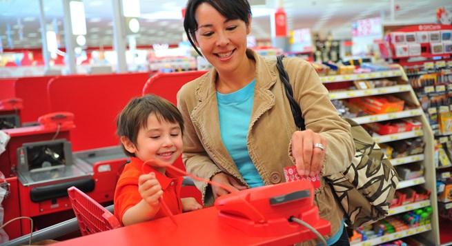Target Accept EBT Card