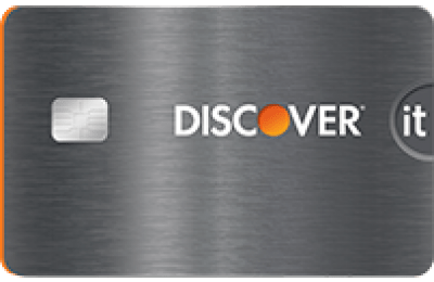 A secured card: Discover it® Secured