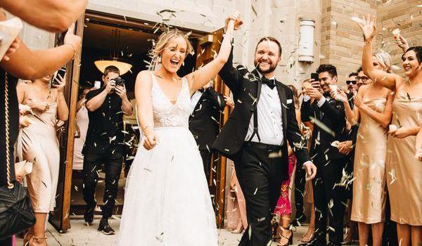 65 Wedding Program Thank You Message: