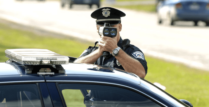What to Do When You Get a Speeding Ticket