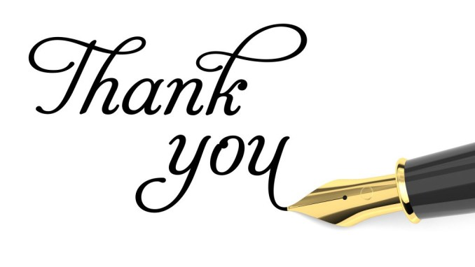 We thank you for your thoughtfulness in passion in (our Name), We'd love to assist you in every concern.