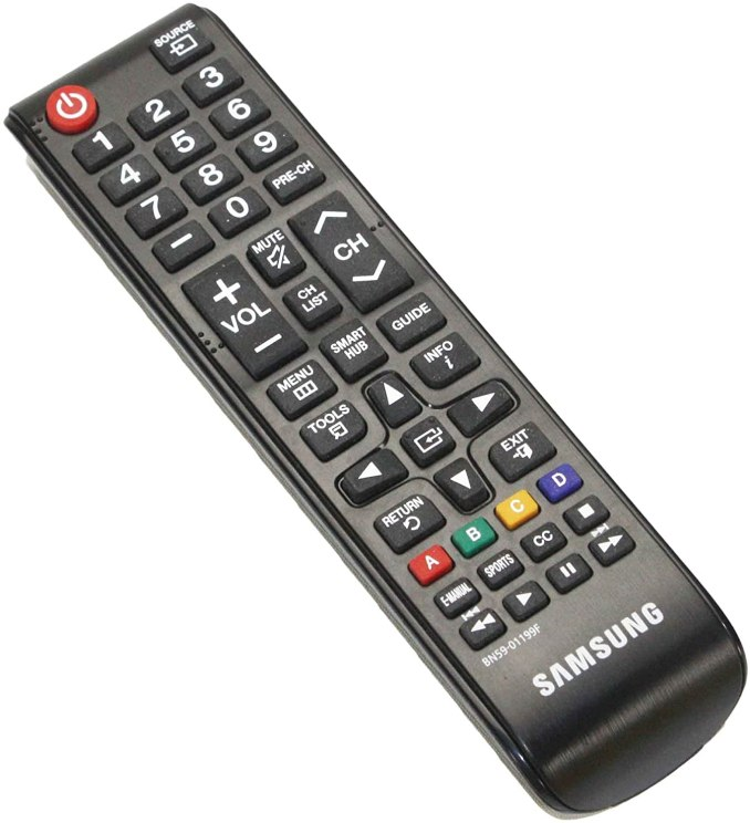 How to Reset a Samsung TV Remote