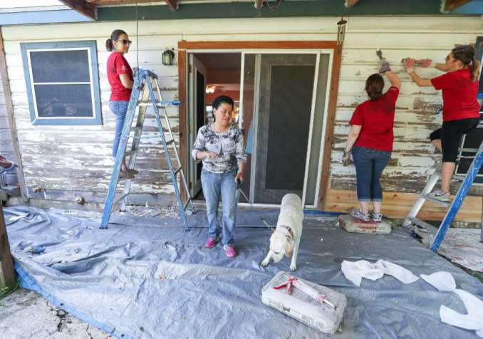 Texas Home Repair Grants