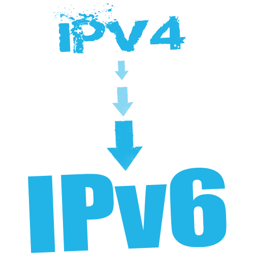 TCP/IPv4 vs. TCP/IPv6