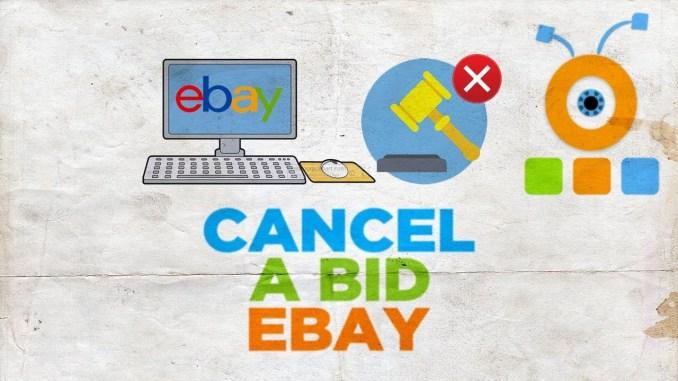 How to Unbid on eBay