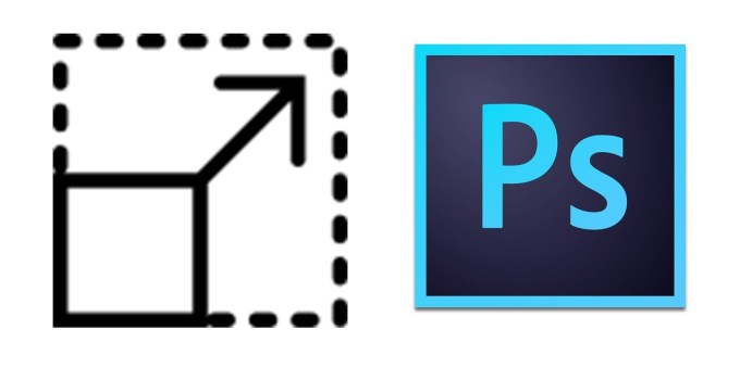 How to Resize an Object Within a Photoshop Layer