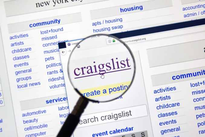 How to Stay Safe on Craigslist?