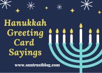Hanukkah Greeting Card Sayings