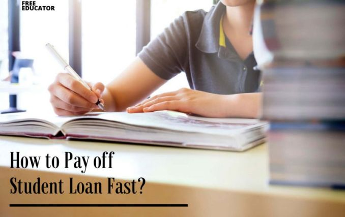 6 Strategies to Pay Off Student LoansFast 2020 Updates