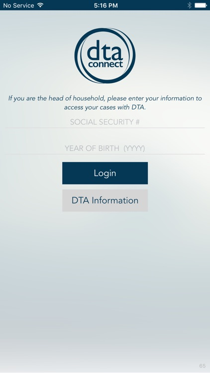 Steps on how to Login to Your DTA Connect Website
