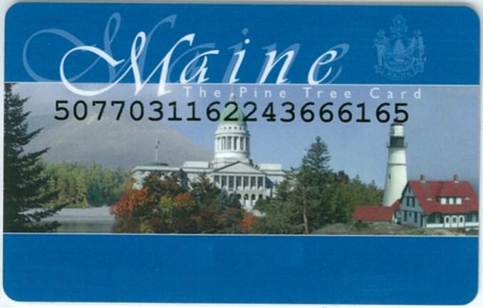 Maine EBT Card Balance