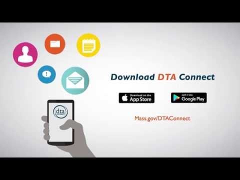 What is the DTA Connect mobile app?