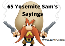 Yosemite Sam's Sayings