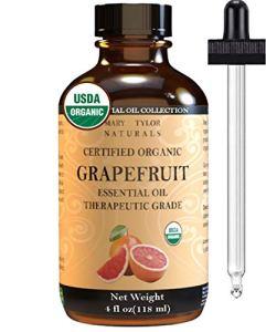#1 Grapefruit Essential Oil (Citrus racemosa)