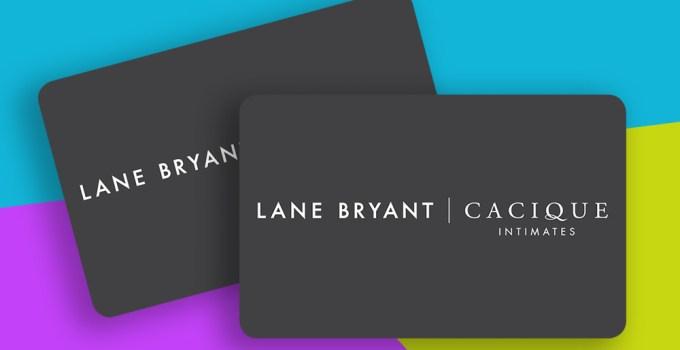 Lane Bryant Credit Card