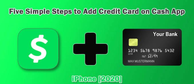 Slik legger du til et kredittkort i kontantappen din