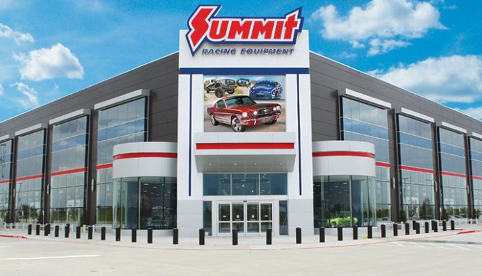 Summit Racing Equipment Speed Card® Reviews