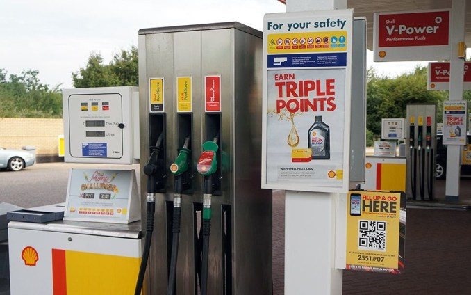 PayPal: How to Pay At a Gas Stations That Accept PayPal