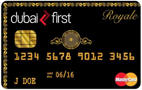 Bank of Dubai First Royale MasterCard
