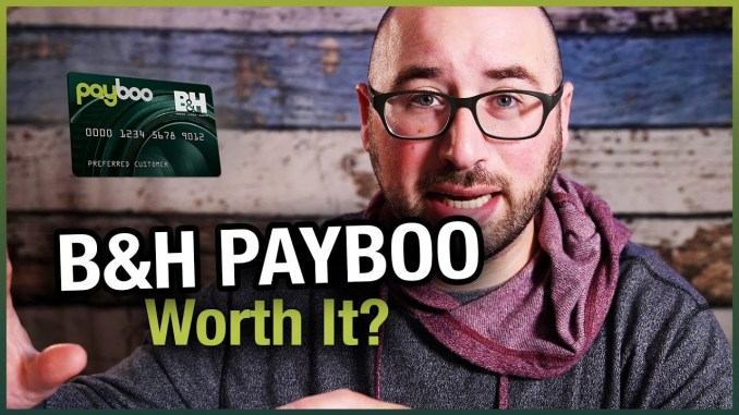 B&H Payboo Credit Card 2020 Review: Is It Worth It?