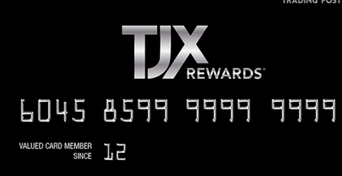 TJMaxx Credit Card