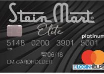 stein mart platinum mastercard