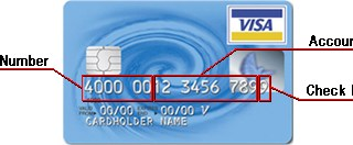 How to Find Your Credit Card Account Number