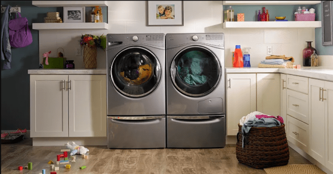 Whirlpool Cabrio Washer Problems and Possible Troubleshooting