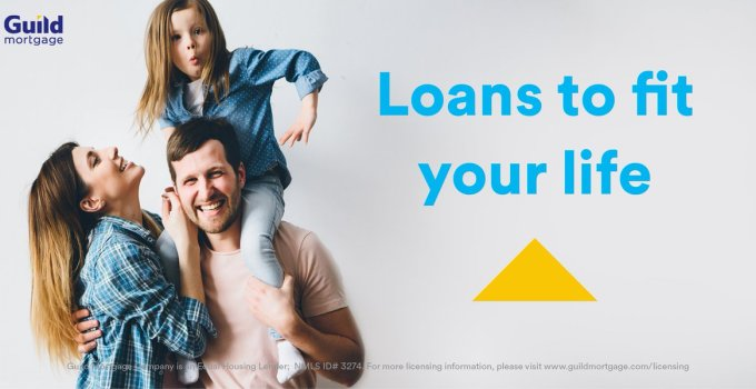 guild mortgage loans
