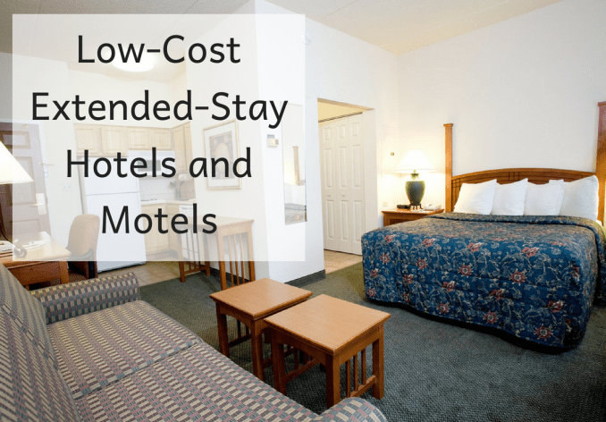 Extended-Stay Hotel?