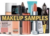 Where to get Free Make Up Samples