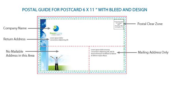 How Can You Benefit From the Right Postcard Mailing Size?