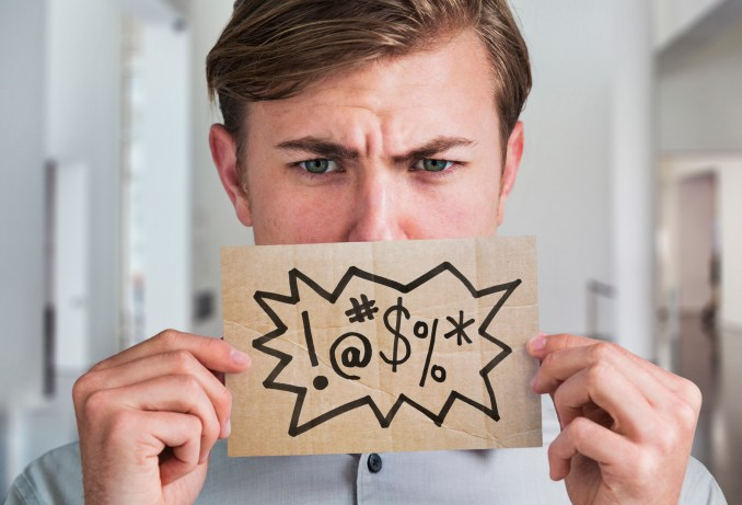 How to stop using Swear-words at work