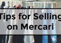 How to sell on Mercari