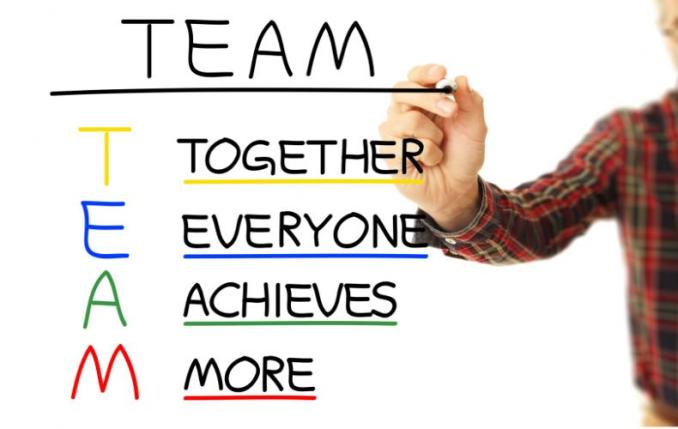 Teamwork Maximizes Involvement