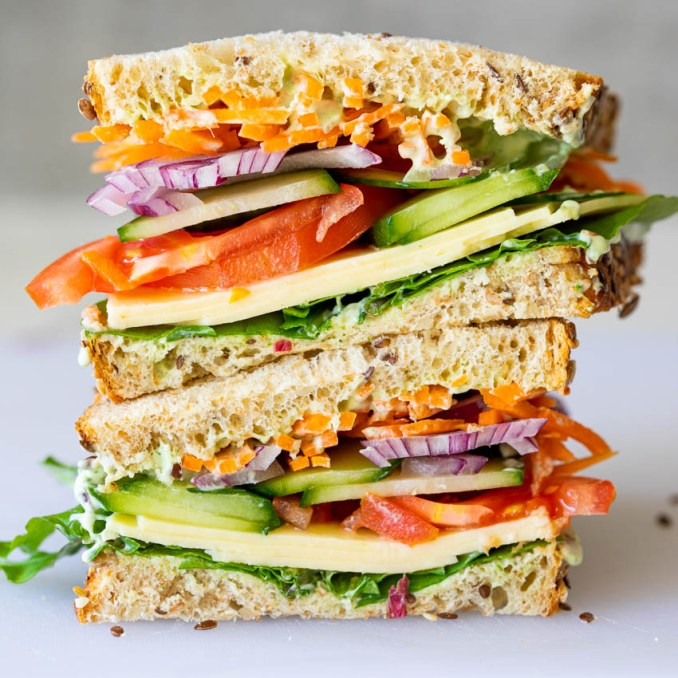 Sandwich All-the-way