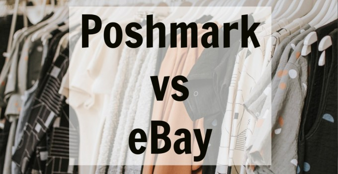 Is It Better to Sell on Poshmark or eBay?
