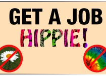 How to get a Job as an Hippie